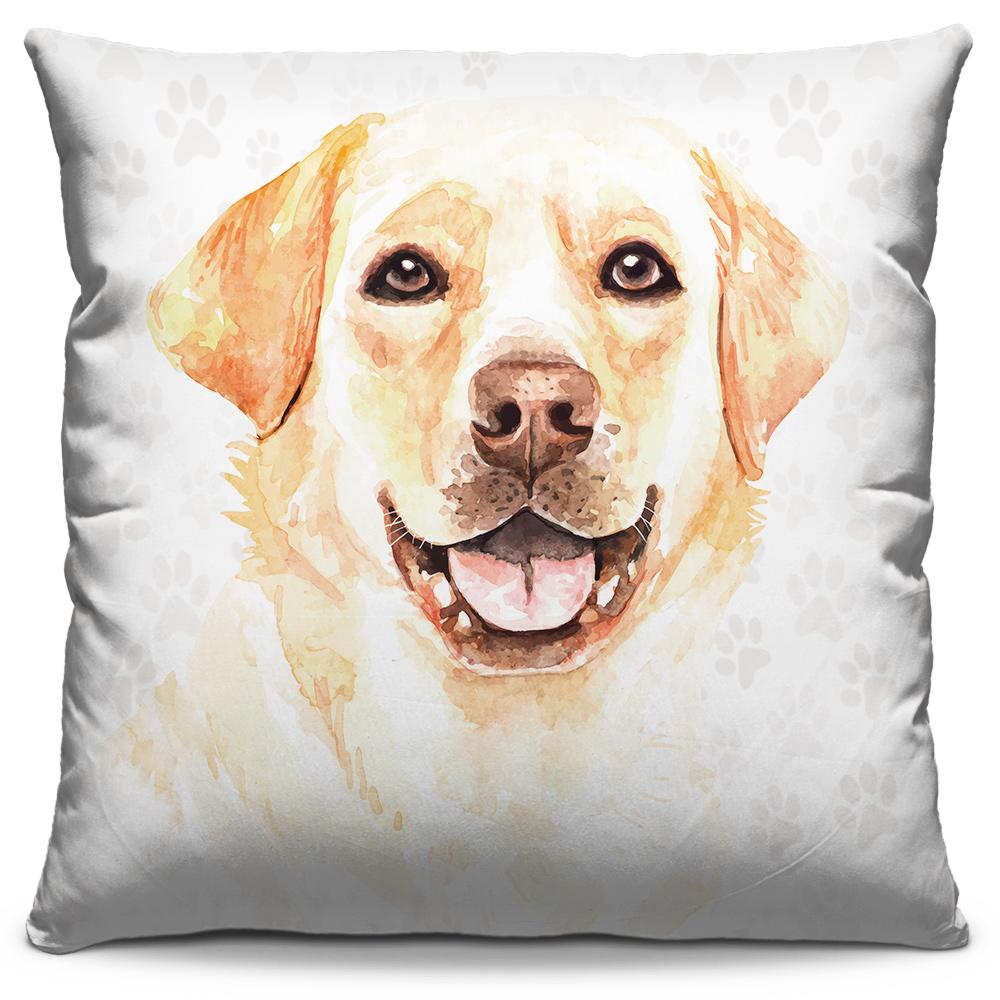 Almofada Desenho Labrador