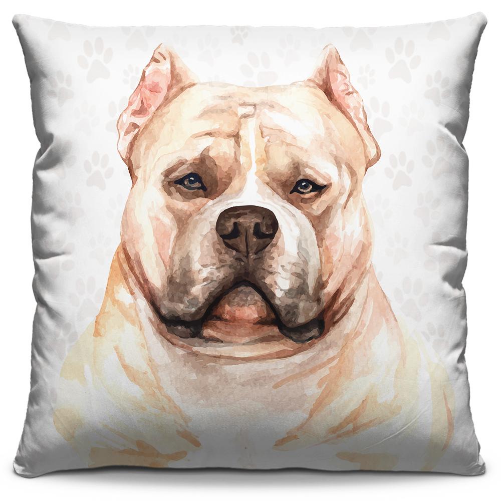 Almofada Desenho Pitbull