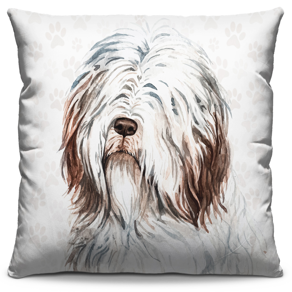 Almofada Desenho Sheepdog