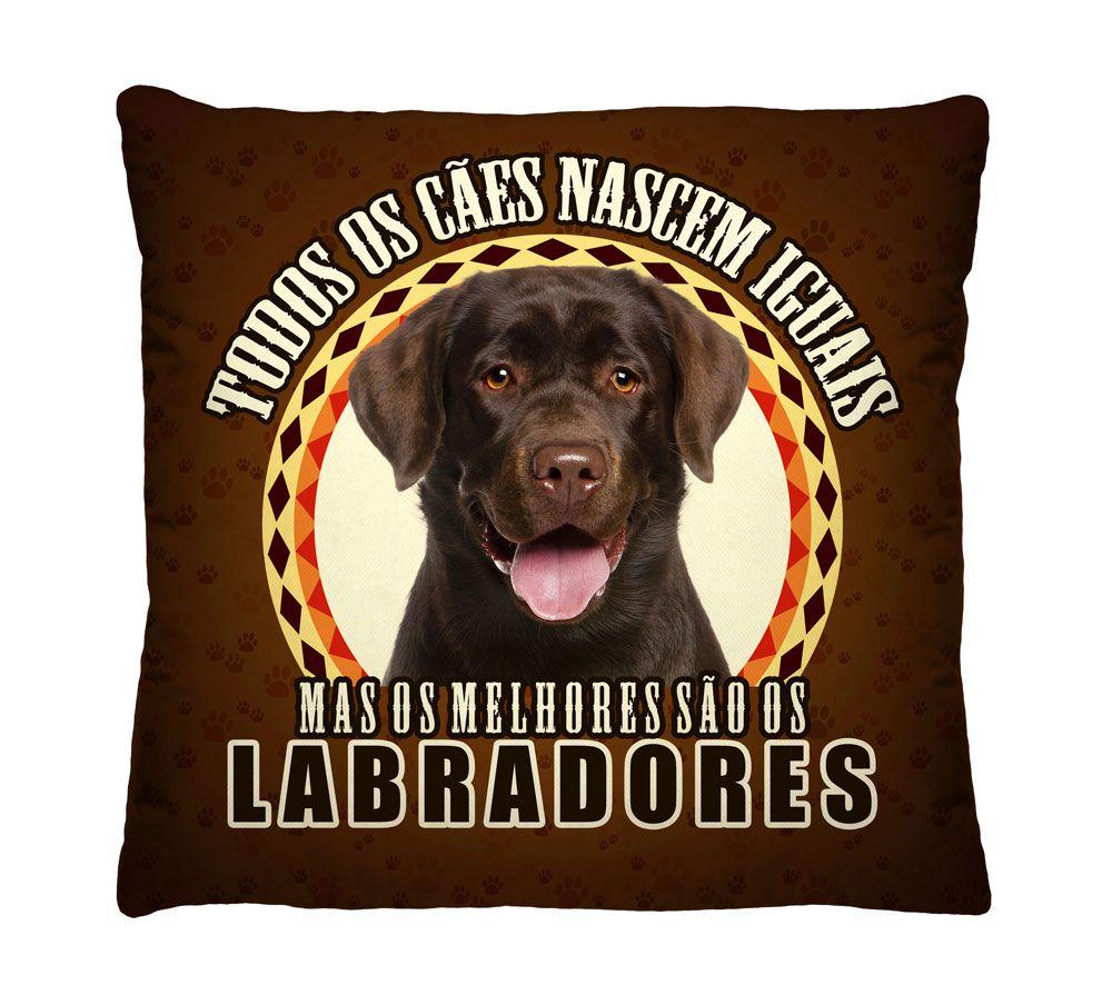 Almofada Labrador Os Melhores