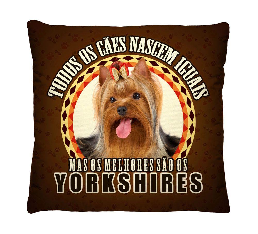 Almofada Yorkshire Os Melhores