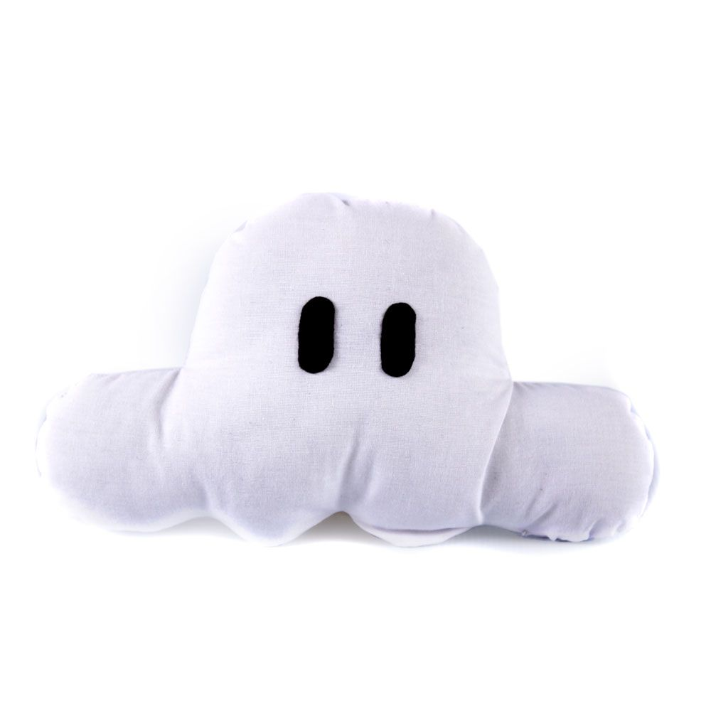 Brinquedo Almofada Pet Para Cachorro e Gato - Nuvem Branca Mário
