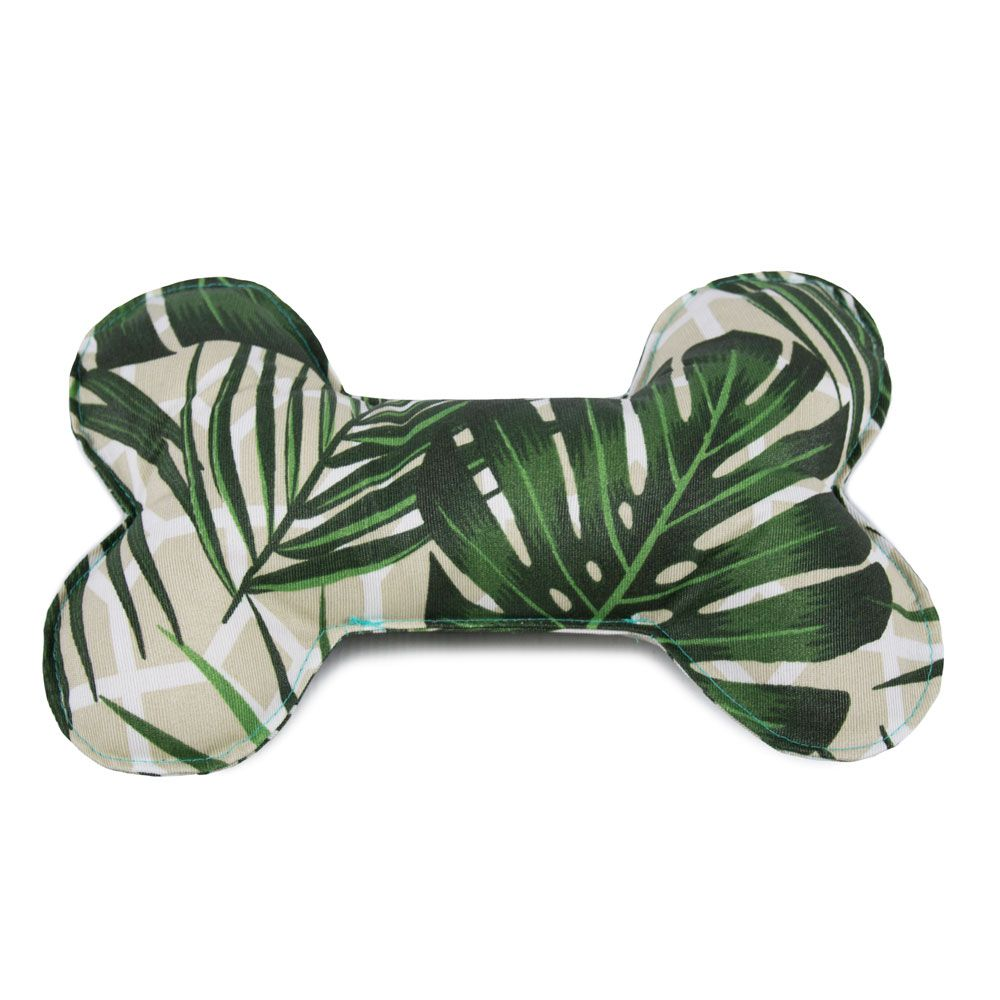 Brinquedo Almofada Ossinho Para Cachorro - Amazônia