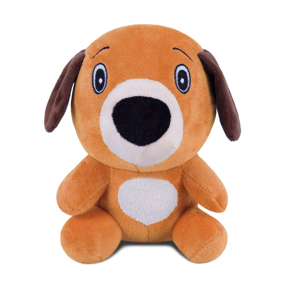 Brinquedo de Pelúcia Para Cachorro - Dog Laranja