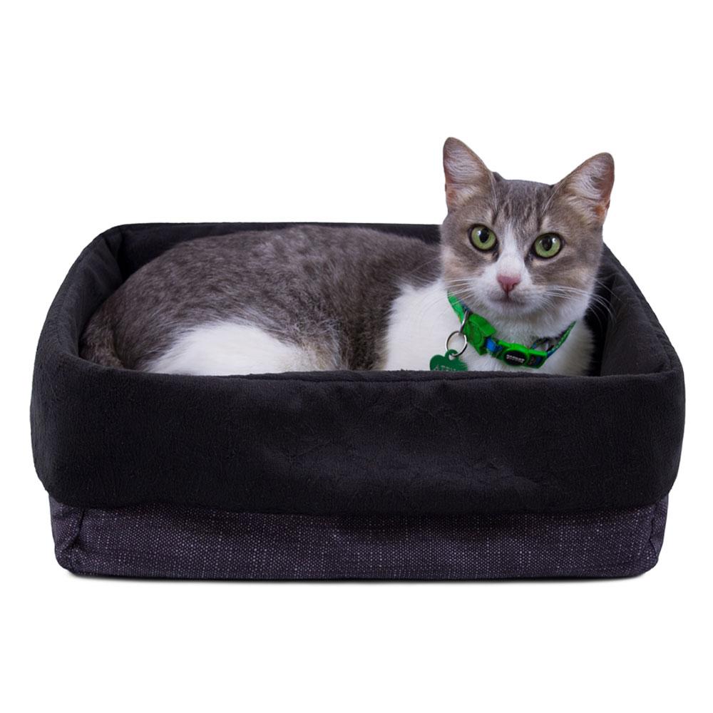 Cama Caixa para Gato - Pequena