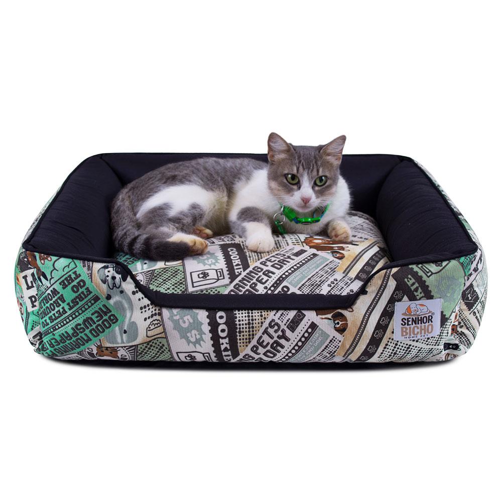 Cama de Cachorro com Zíper Pandora - P - Pets