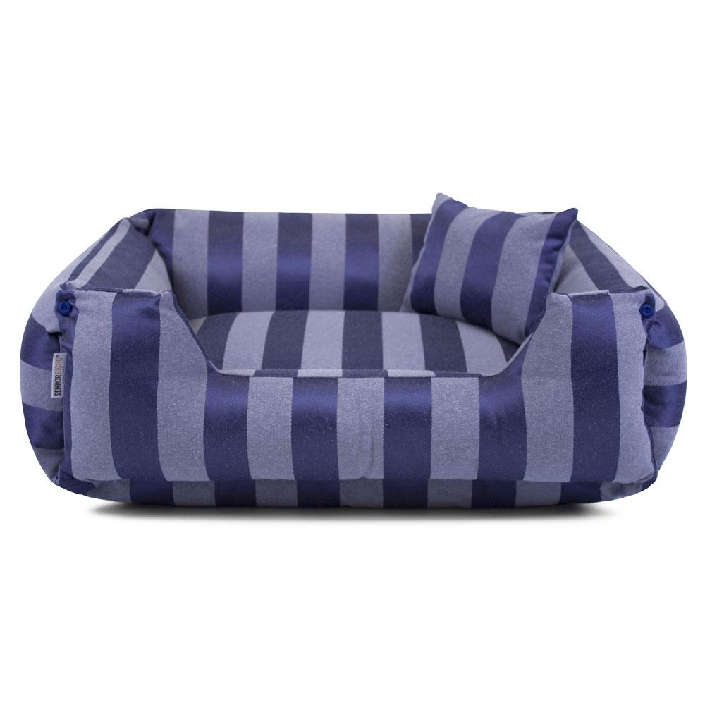 Cama de Cachorro Dupla Face Olympus - EGG - Azul