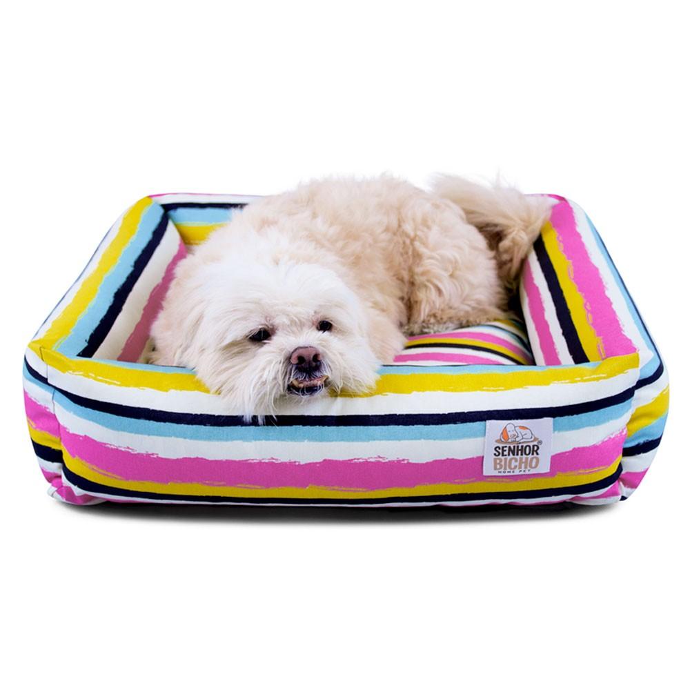 Cama de Cachorro Impermeável com Zíper Hanna - M - Crayon