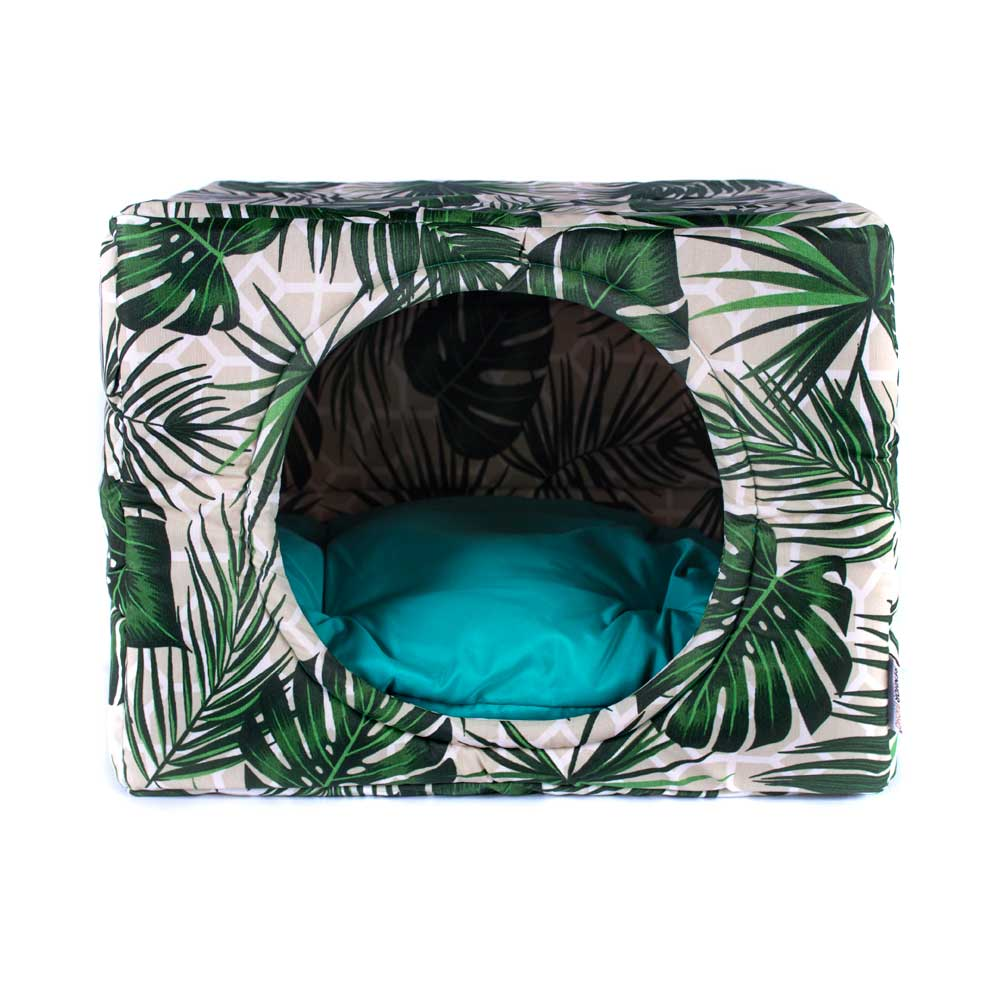 Cama de Gato Toca Iglu Premium - M - Amazônia