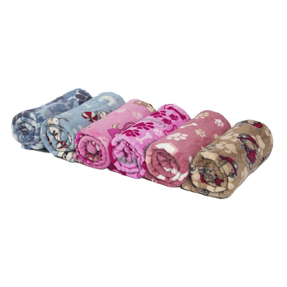 """Cobertor para Cachorro e Gato Microfibra """"Meu Pet"""""""