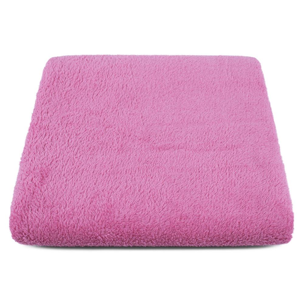 "Cobertor para Cachorro Microfibra Liso ""Meu Pet"" 0,70 x 1,00 - Rose"