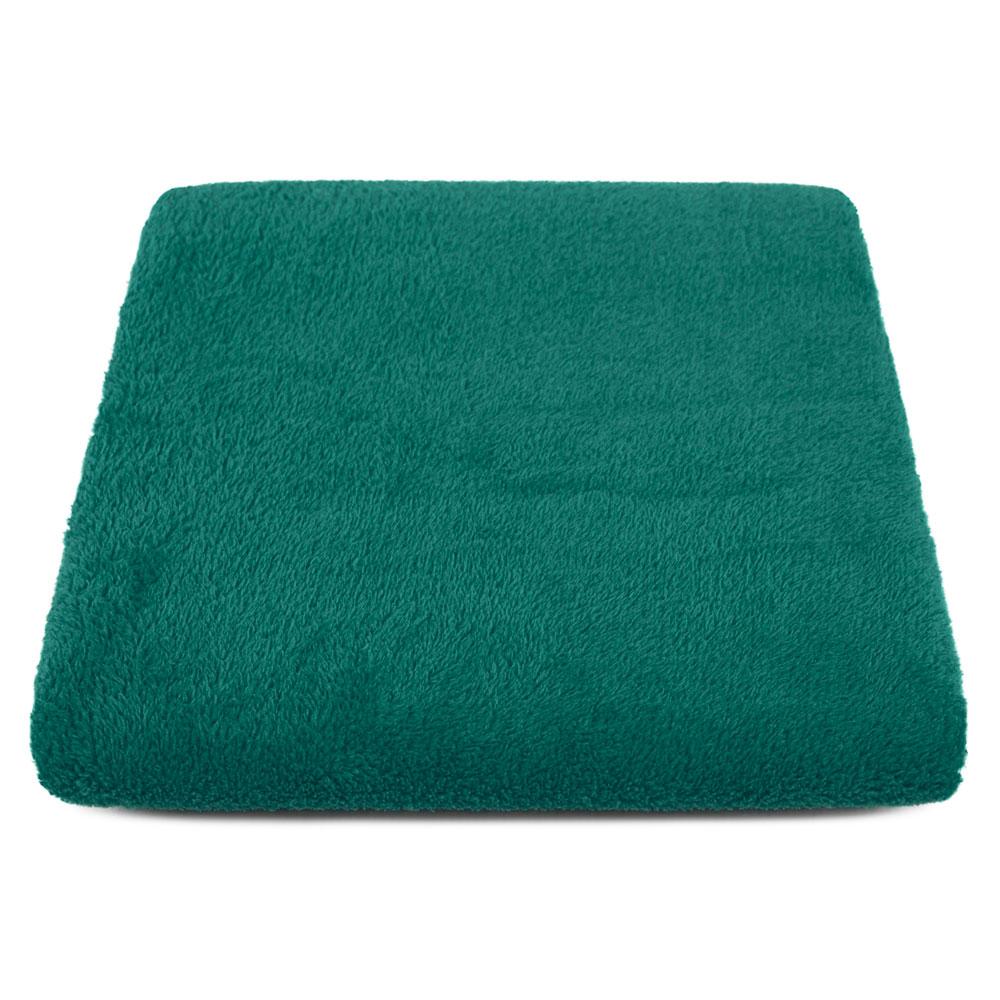 "Cobertor para Cachorro Microfibra Liso ""Meu Pet"" 0,70 x 1,00 - Verde Escuro"