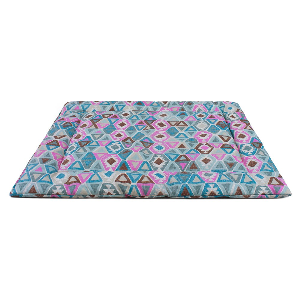 Colchonete para Cachorro Impermeável 80x60 - Asteca
