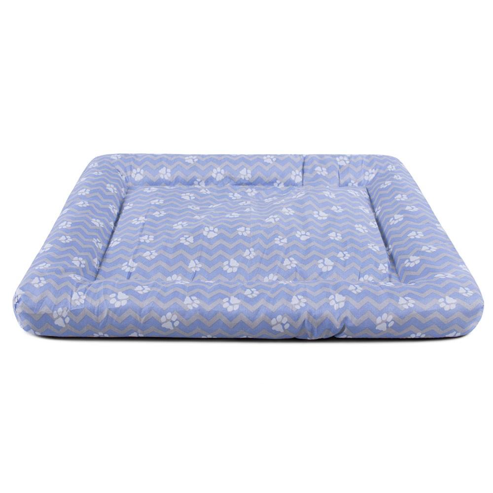 Colchonete para Cachorro Toque de Pêssego Meu Pet 66x54 - Patinhas Azul