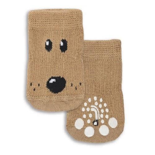 Meias LuLupo Pet Socks - Marrom