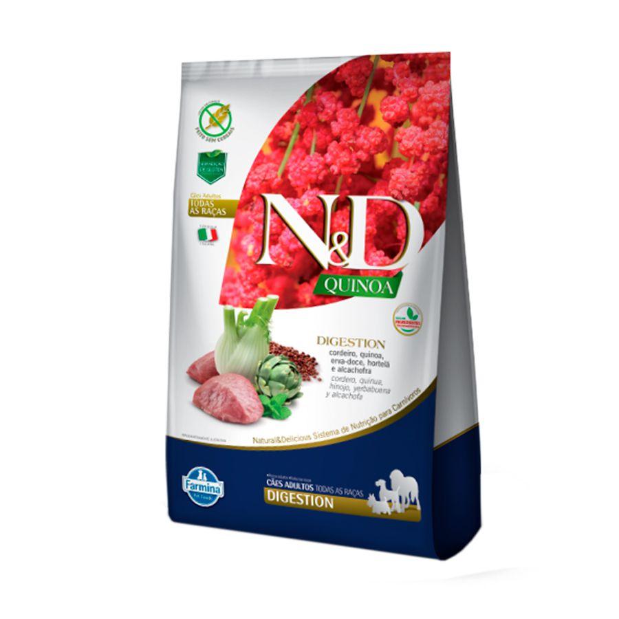 Ração Farmina N&D Grain Free Puppy Mini Cord para Cães Filhotes de Raças Pequenas - 800g