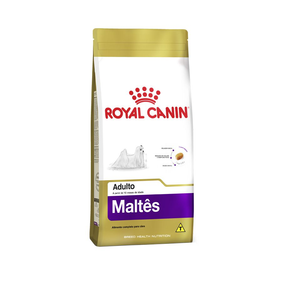 Ração Royal Canin Maltês Cães Adultos