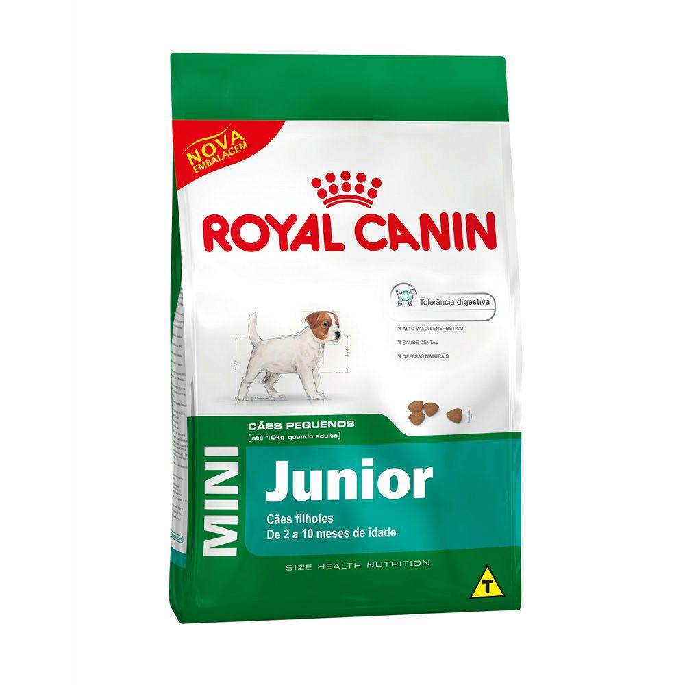 Ração Royal Canin Mini - Cães Filhotes 1Kg