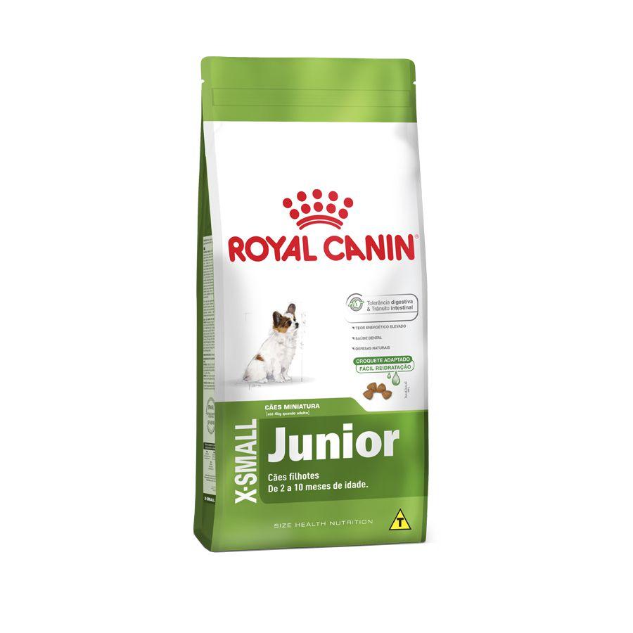 Ração Royal Canin X-small - Cães Filhotes
