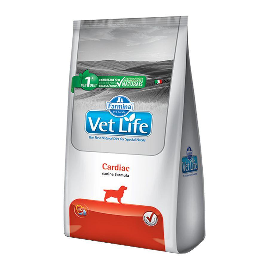 Ração Vet Life para Cães Cardiac (2kg)