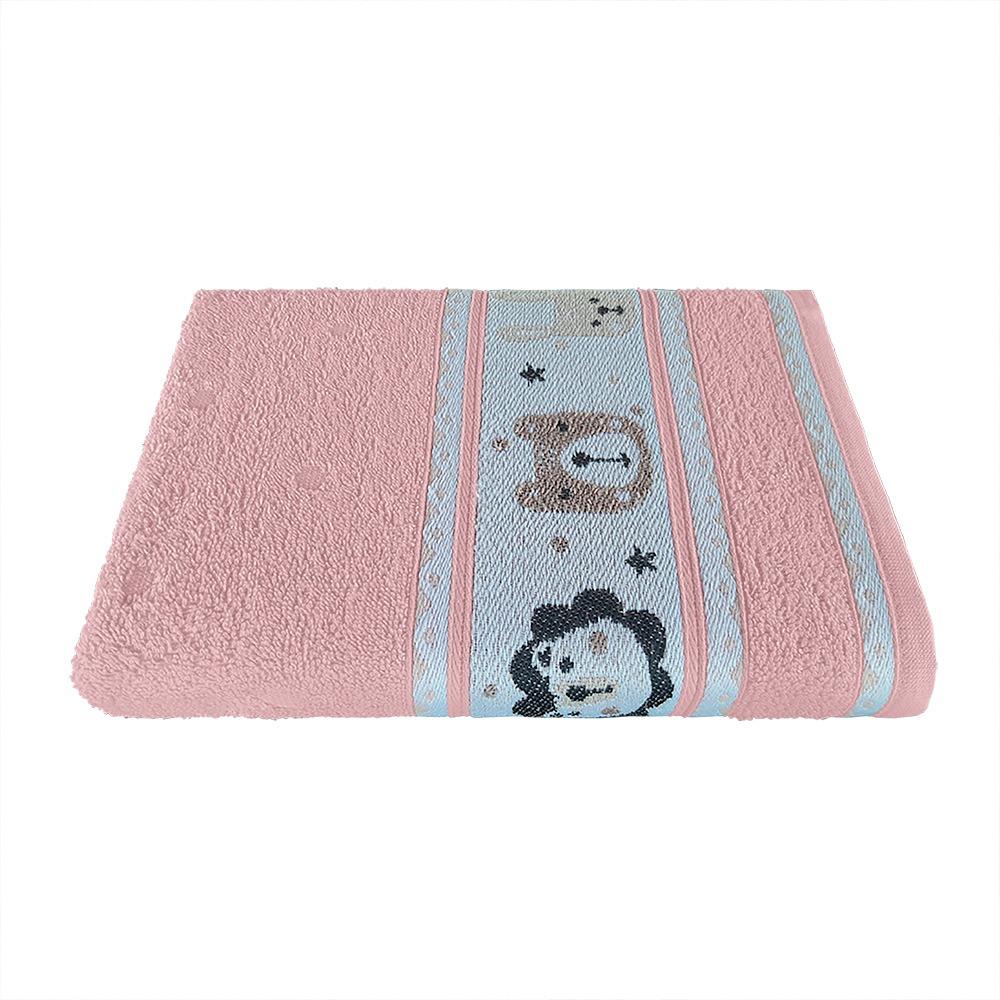 Toalha de Banho Para Cachorro e Gato - Puppy Rosa