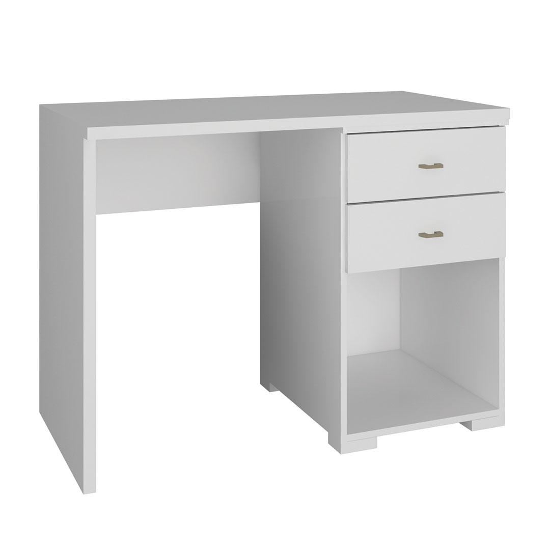 Mesa Multimidia para Computador Setiba Rimo Branco
