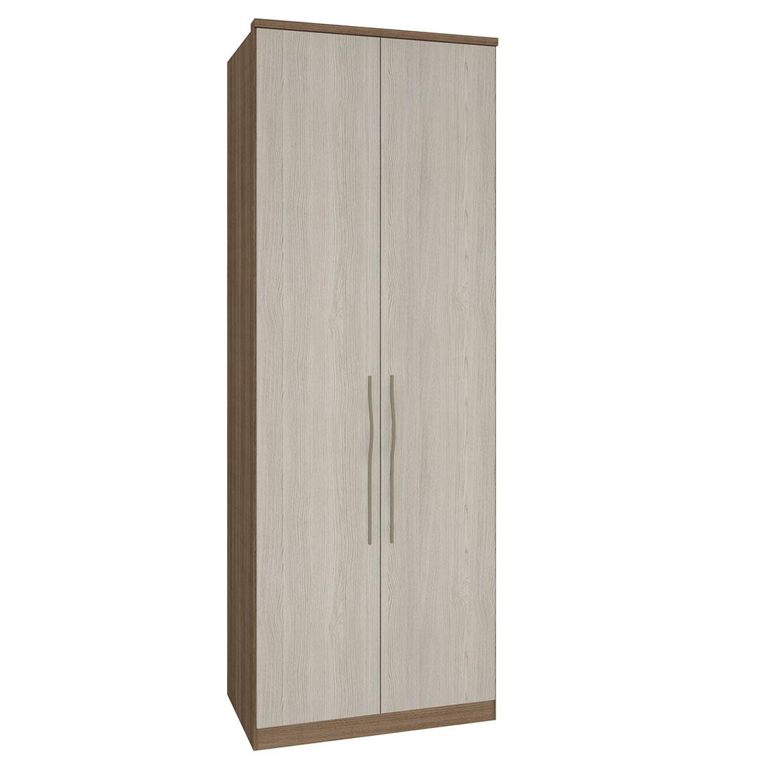 Modulo 2 Portas Setiba 841mm com 3 Gavetas Rimo Freijo/Savana