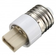 Adaptador E27 Para Lâmpada G9