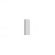 Arandela Duo Branco Led 5W 3000K Bivolt DS9839 Delis