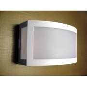 Arandela Finestra 1XE-27 Branca 28,5X11,5CM Interna/Externa