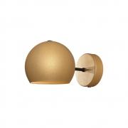 Arandela Roma M Dourado 27cm 1G45 9375
