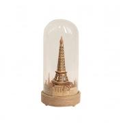 Caixa de Música em Madeira Torre Eiffel 28cm Goods BR