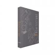 Caixa Livro Decorativa Book Box Architecture 26x20cm Goods BR