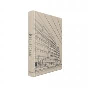 Caixa Livro Decorativa Book Box Architecture 30x23,5cm Goods BR