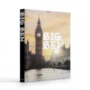 Caixa Livro Decorativa Book Box Big Ben 30x23,5cm Goods BR
