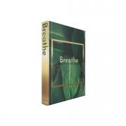 Caixa Livro Decorativa Book Box Breathe 30x23,5cm Goods BR