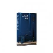 Caixa Livro Decorativa Book Box Classic Blue 30x23,5cm Goods BR
