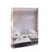 Caixa Livro Decorativa Book Box Clean 36x26cm Goods BR