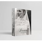 Caixa Livro Decorativa Book Box Dream Wedding 36x26,5cm Goods BR