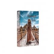 Caixa Livro Decorativa Book Box Fashion Boho 36x26,5cm Goods BR