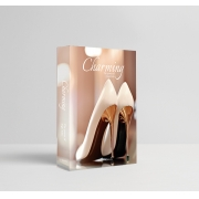 Caixa Livro Decorativa Book Box Fashion Hells 30x23,5cm Goods BR