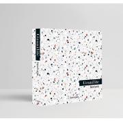 Caixa Livro Decorativa Book Box Granilite Texture 31x30,5cm Goods BR
