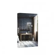 Caixa Livro Decorativa Book Box Grey 30x23cm Goods BR
