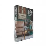 Caixa Livro Decorativa Book Box Interior Design 26x20cm Goods BR