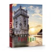 Caixa Livro Decorativa Book Box Lugares Incríveis Portugal 30x23cm Goods BR