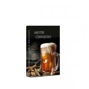 Caixa Livro Decorativa Book Box Mestre Cervejeiro 26x20cm Goods BR