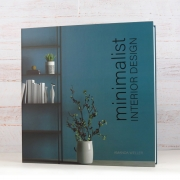 Caixa Livro Decorativa Book Box Minimalist 31x30cm Goods BR