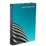 Caixa Livro Decorativa Book Box Modern Arquitecture 36x26cm Goods BR