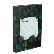 Caixa Livro Decorativa Book Box Nature 36x26,5cm Goods BR