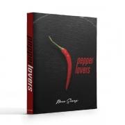 Caixa Livro Decorativa Book Box Pepper Lovers 30x23,5cm Goods BR